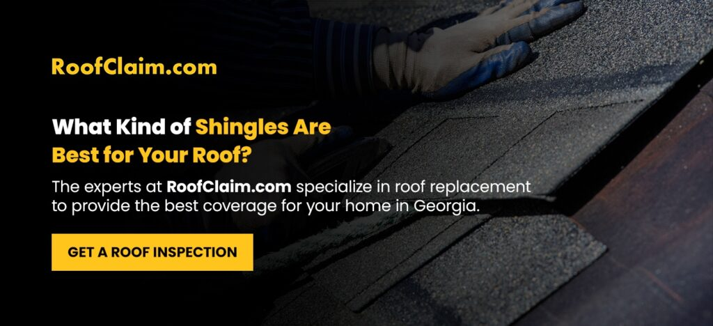 What kind of roof shigles are best for you roof?