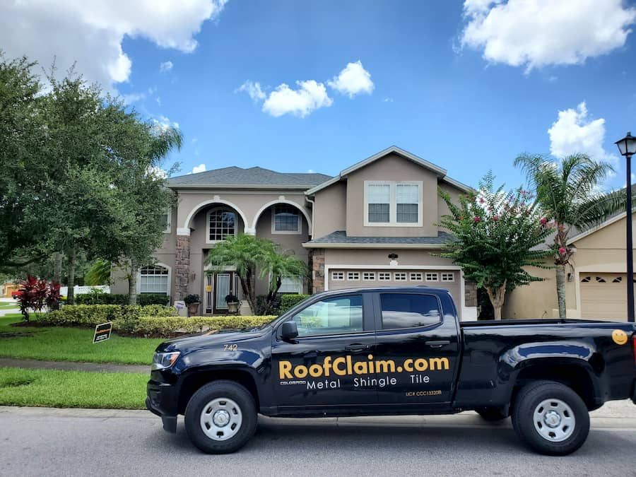 Roof Claim Orlando Roof Repair Customer