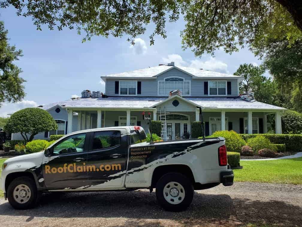 Roof Replacement Project in Lake Mary Florida - RoofClaim.com
