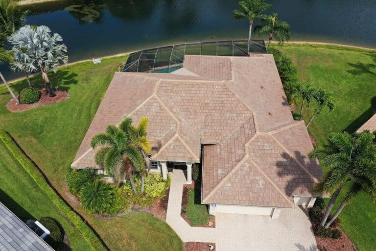 West Palm Beach Home After Roof Repair & Replacement