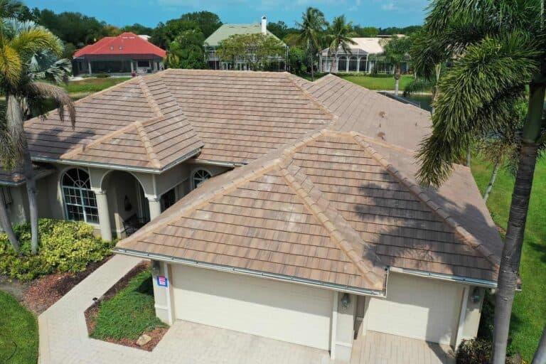Maitland Florida Concrete Tile Roof Repair & Replacement
