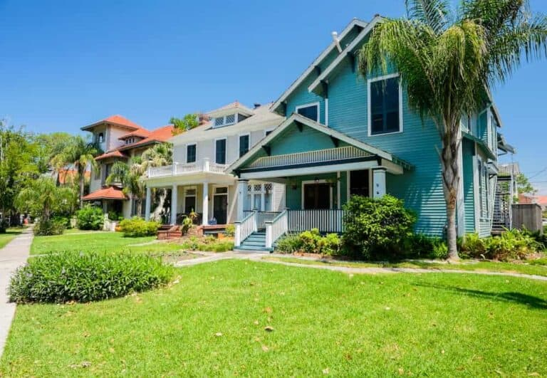 Residential Home in Louisiana Needing Roofing Services