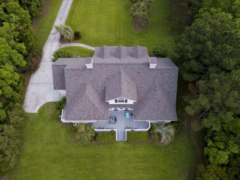 Shingle Roof Replacement for Home in Evansville Indiana