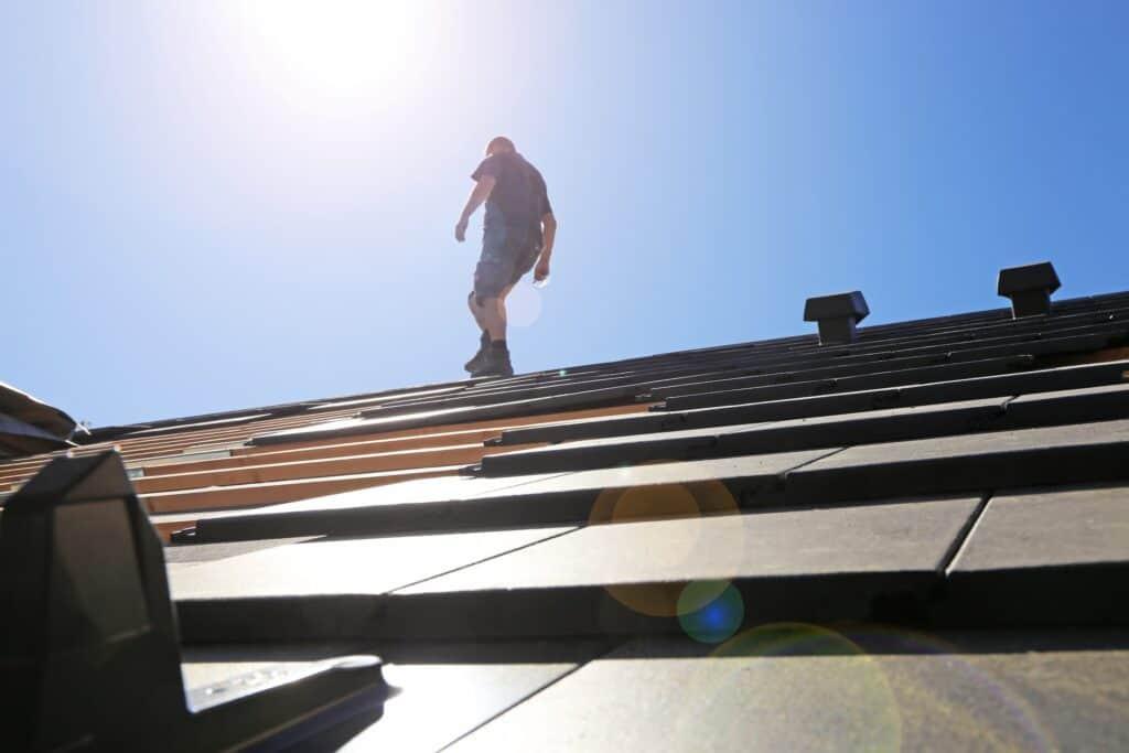 Slate Roof Repair in Naples Florida