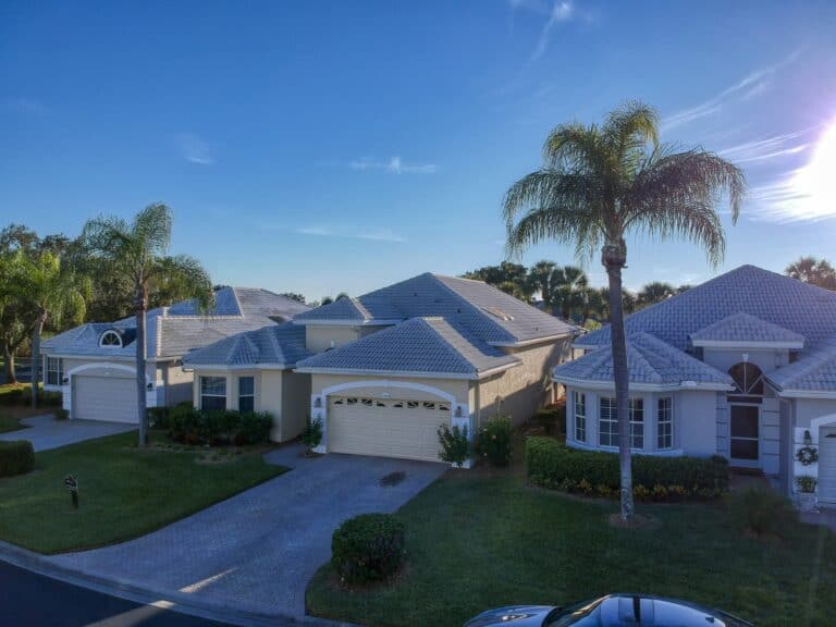 Full Tile Roof Replacement in St. Augustine Florida