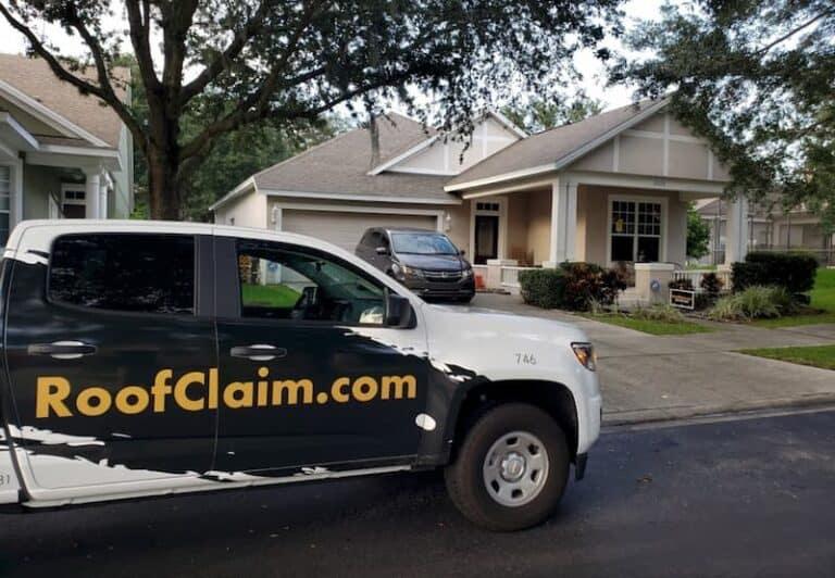 Home in Daytona Beach that Got a RoofClaim.com Roof Repair