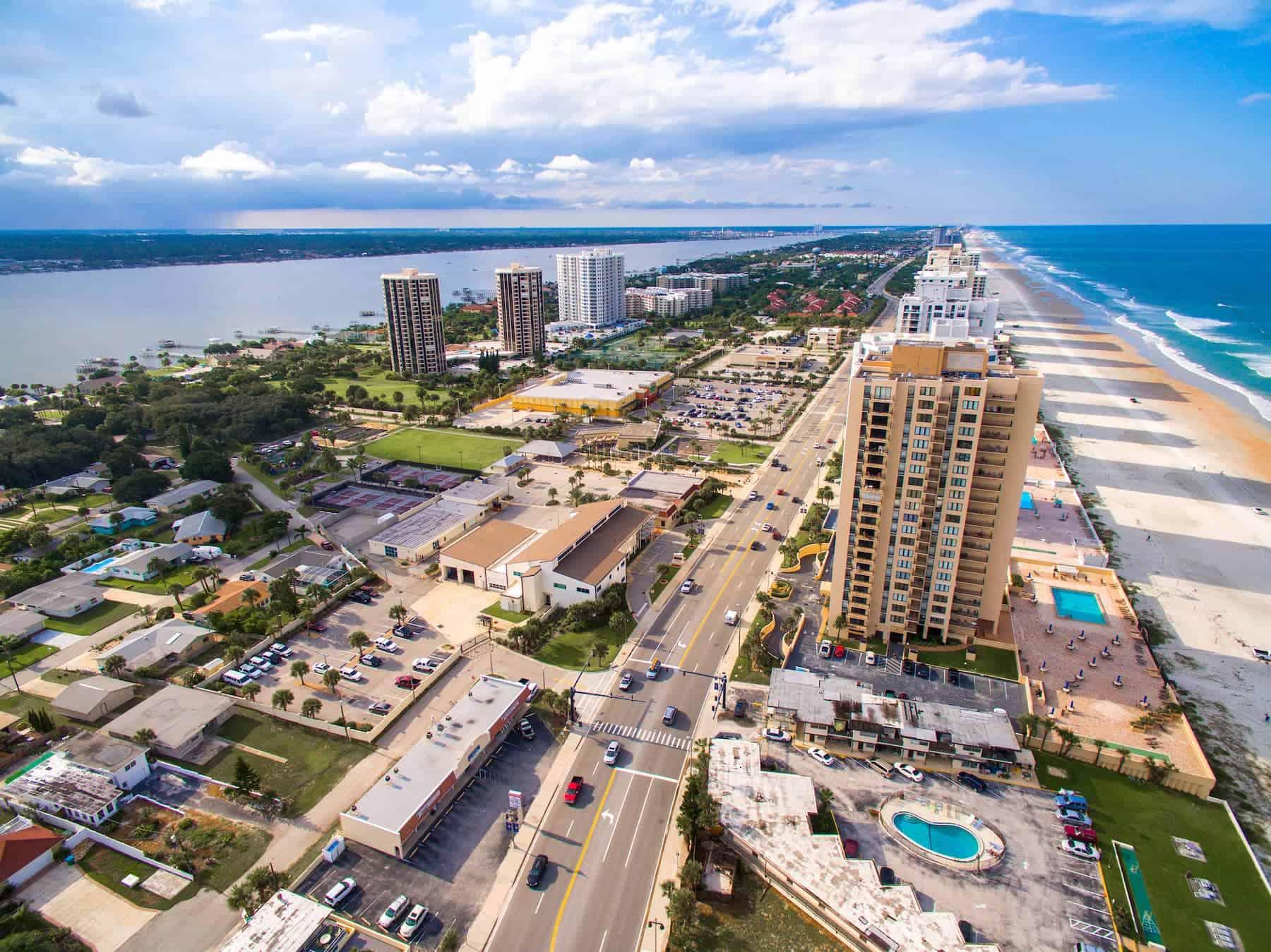 Daytona Beach RoofClaim.com Service Area