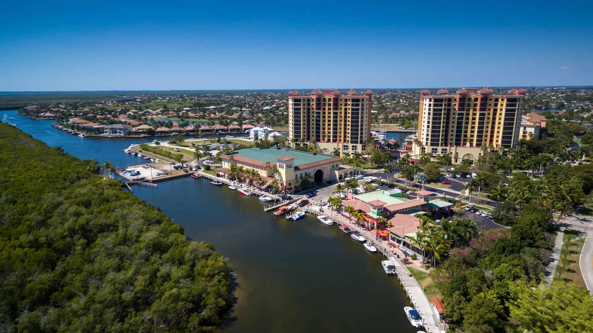 Southwest Cape Coral Florida