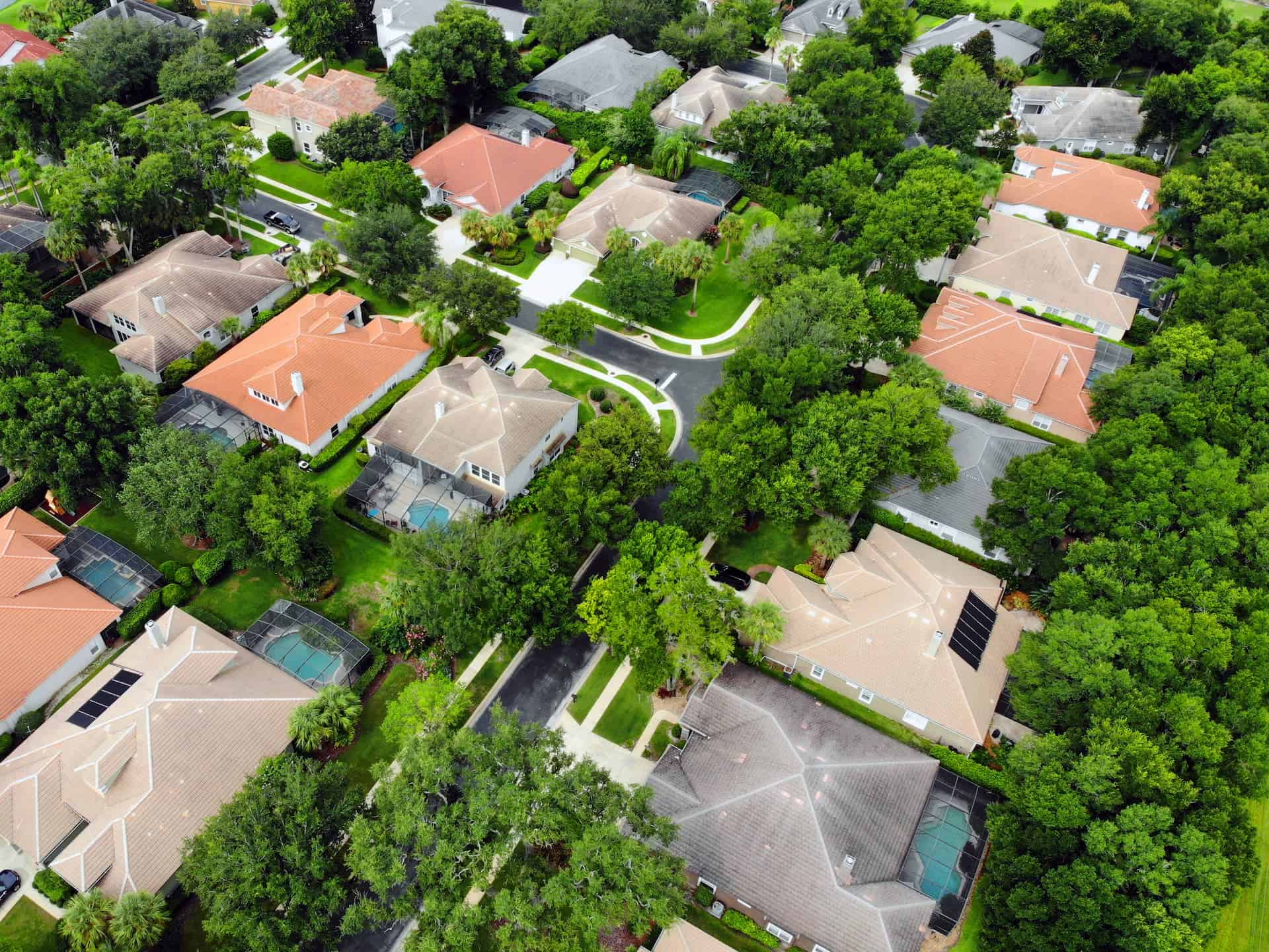 Homes with Tile Roofs in Lake Mary Florida